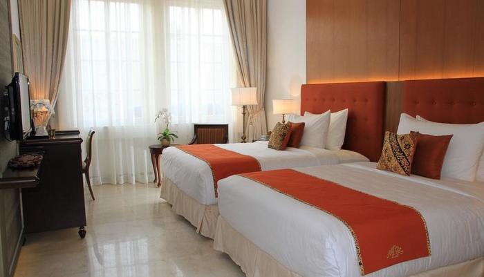 Hotel Ammi Cepu Blora - Deluxe Twin