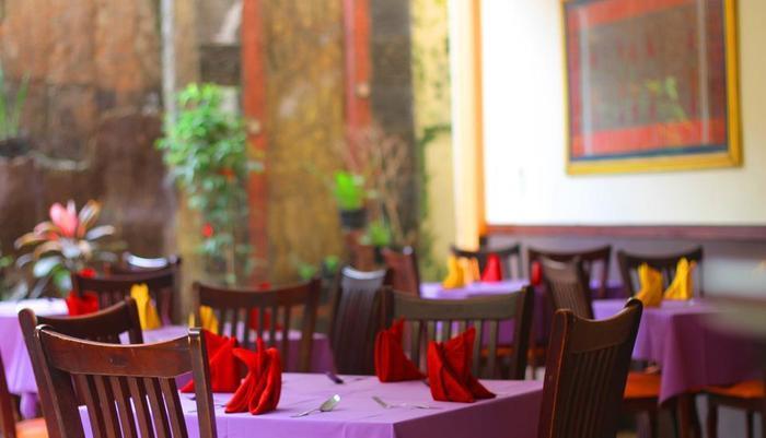 Hotel Bumi Asih Medan - Restoran