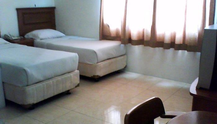 Hotel Bumi Asih Medan - Kamar Deluxe Twin