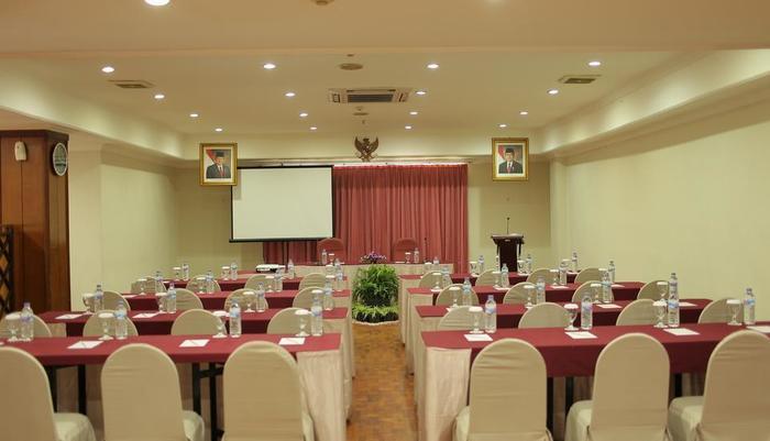 Weta International Hotel Surabaya - Ruang pertemuan 1