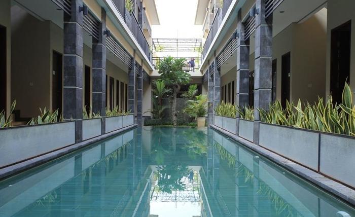 RedDoorz @Pura Demak Marlboro Bali - Exterior