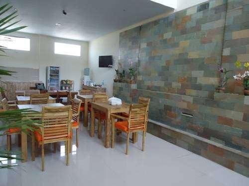 Orange Hotel Bali - Restoran