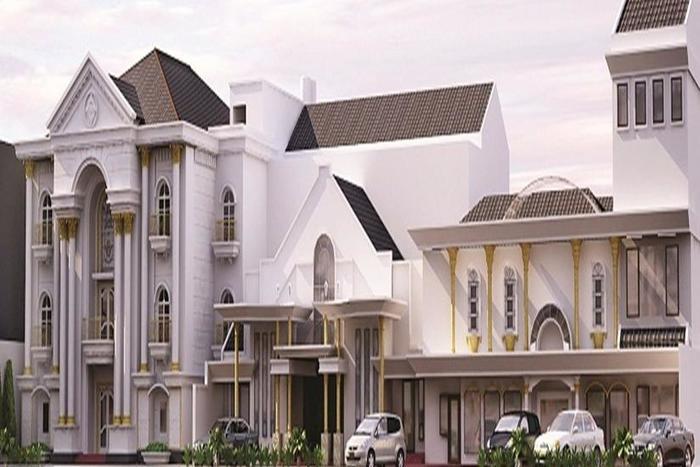 Narapati Indah Syariah Boutique Hotel and Convention Bandung - Tampilan Luar Hotel