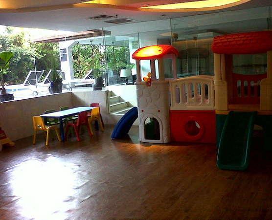 Jambuluwuk Malioboro Hotel Yogyakarta - Tempat Bermain Anak-anak