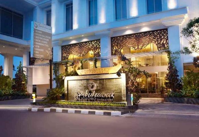 Jambuluwuk Malioboro Hotel Yogyakarta - Appearance