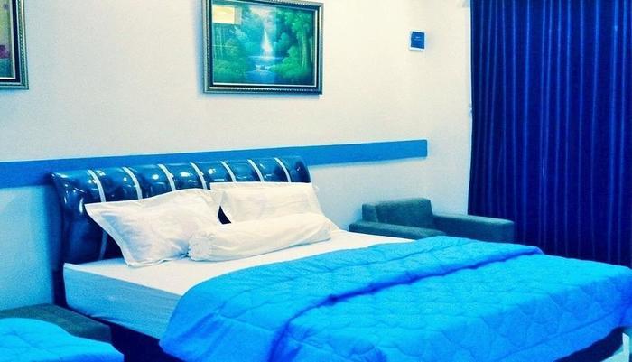 Ahlen Pangandaran - Bungalow Bedroom