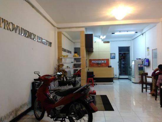 Providence Homestay Surabaya - Lobby