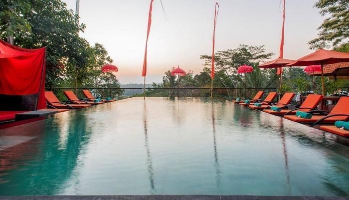 The Jungle Retreat Bali - Kolam Renang