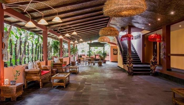 The Jungle Retreat Bali - Lobi