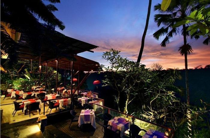 The Jungle Retreat Bali - La View Restaurant