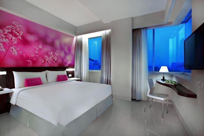 favehotel Zainul Arifin Gajah Mada Jakarta - Kamar tamu