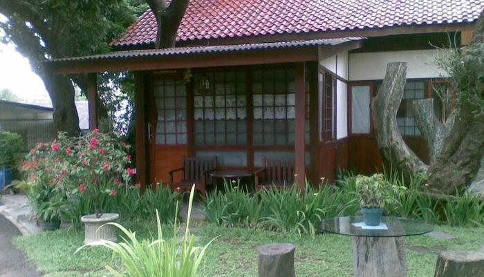 Homestay Retanata Bandung - Rumah Kayu
