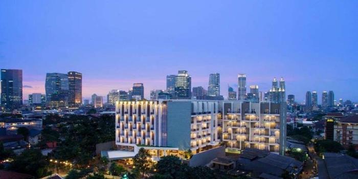 Ayaka Suites Jakarta - Eksterior