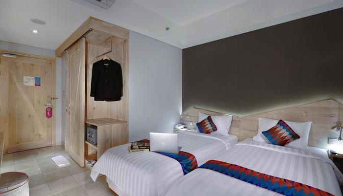 D'MAX Hotel & Convention Lombok - Kamar Superior