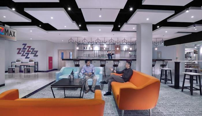 D'MAX Hotel & Convention Lombok - Zolo Lounge