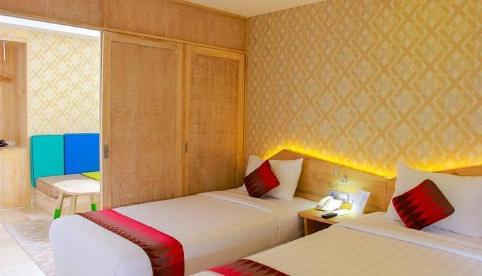 D'MAX Hotel & Convention Lombok - Executive Family Room