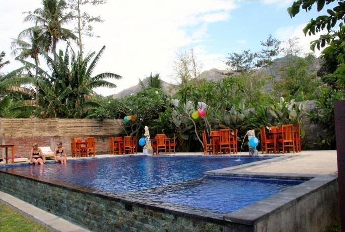 Kubuku Ecolodge and Resto Bali - Kolam Renang