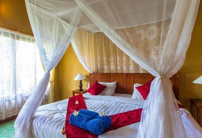 Kubuku Ecolodge and Resto Bali - Tempat Tidur Double