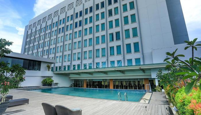 Selyca Mulia Hotel and Shopping Center Samarinda - Penampilan