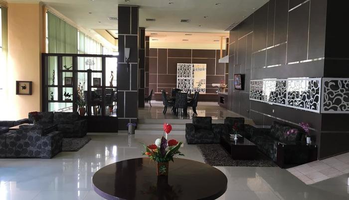Hotel Prima Batola Banjarmasin - Lobi