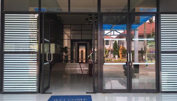 Hotel Prima Batola Banjarmasin - Pintu Masuk