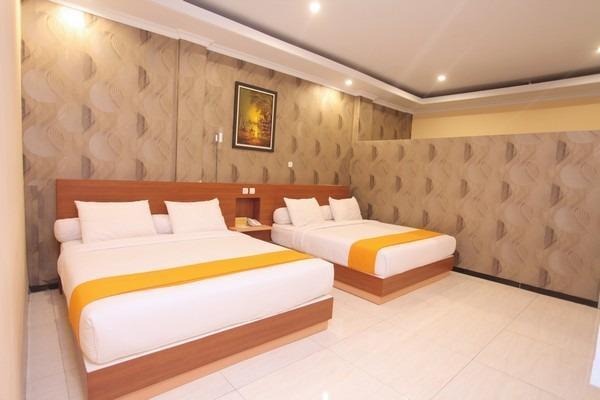 Hotel New Merdeka Pati - Ruang Keluarga