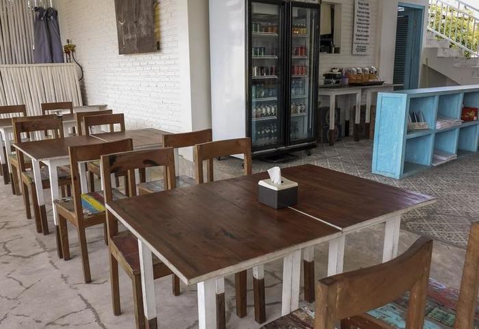 NIDA Rooms Bali Denpasar Serangan Bintang Bali - Restoran