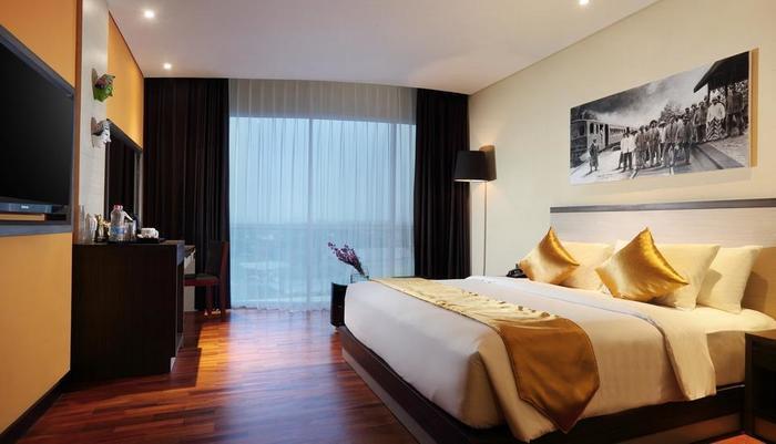 Best Western OJ Hotel Malang - Kamar Superior Queen dengan 25 m2