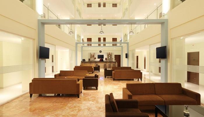 Best Western OJ Hotel Malang - Lounge