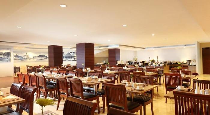 Best Western OJ Hotel Malang - Restaurant1