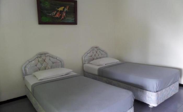 Sukapura Permai Hotel Problinggo - Kamar tamu