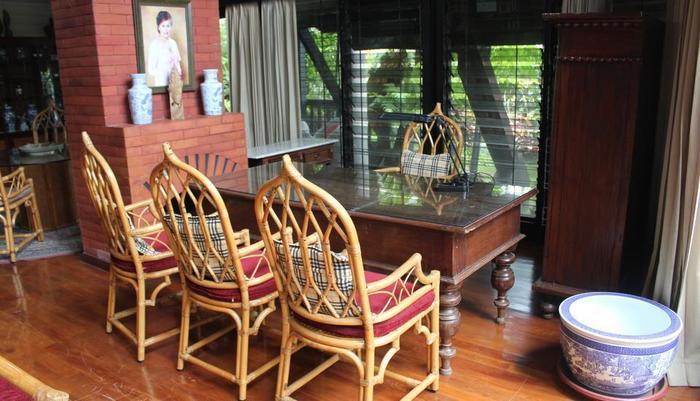 OBC Guest House Bandung - Ruang makan