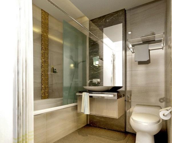 Sampit Residence Jakarta - Kamar Mandi - Premium - Contemporary Style