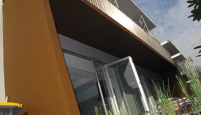 Sampit Residence Jakarta - Teras