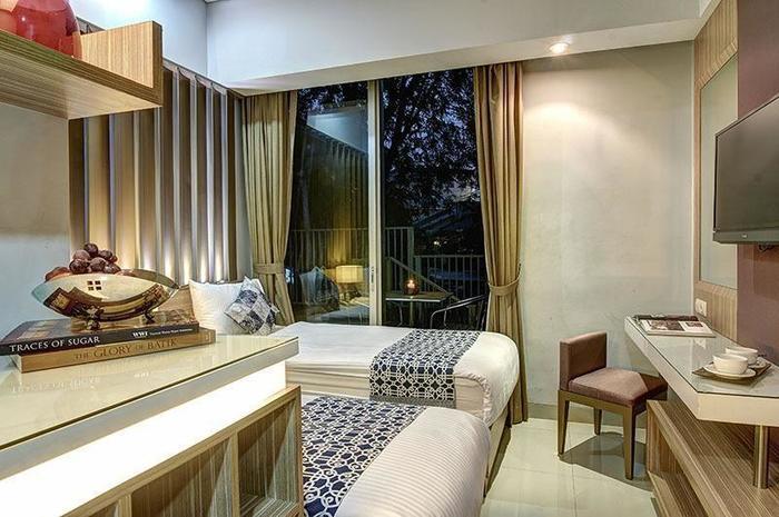 Sampit Residence Jakarta - Kamar Superior Twin