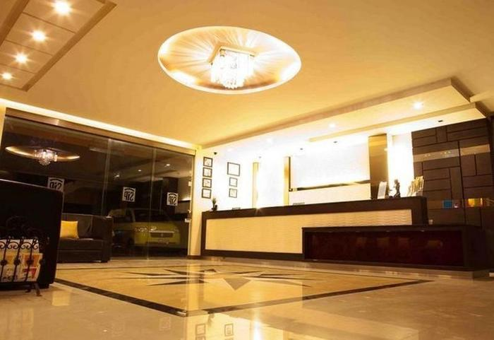 Sun In Pangandaran Hotel Pangandaran - lobi