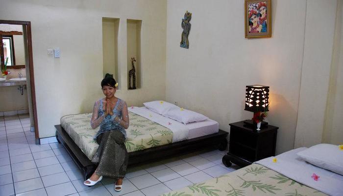 Melka Excelsior Hotel Bali - Kamar Deluxe