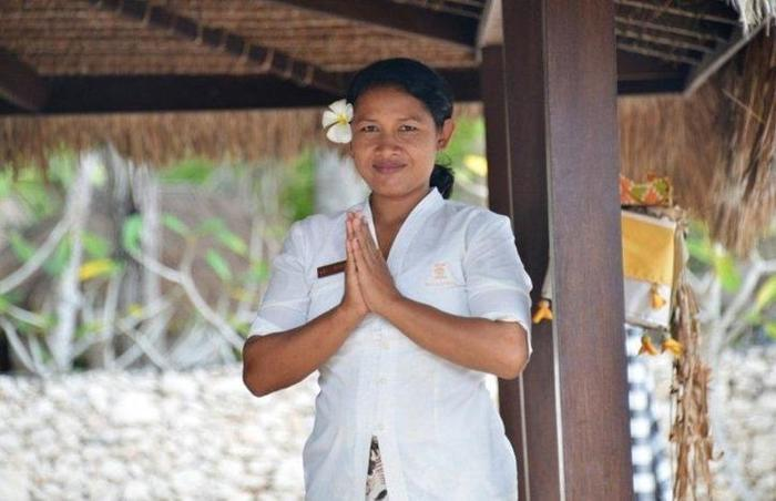 NusaBay Hotel Bali - Massage Therapist
