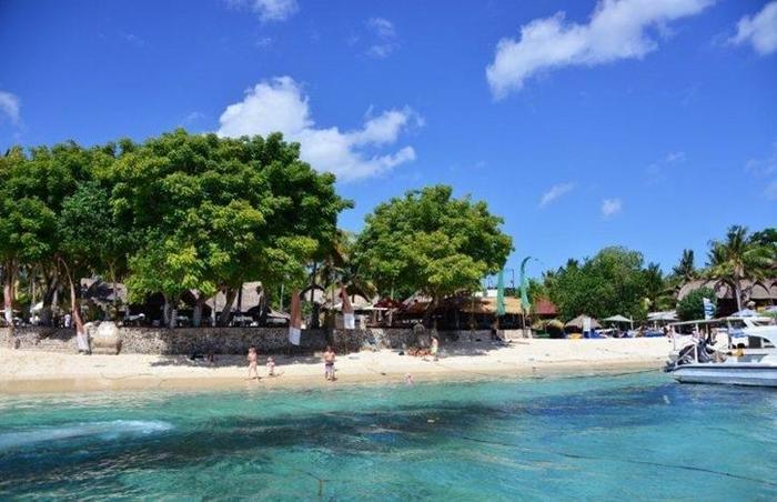 NusaBay Hotel Bali - Area Pantai