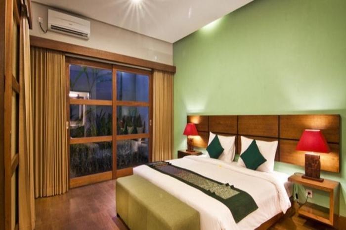 The Green Zhurga Bali - Kamar tamu