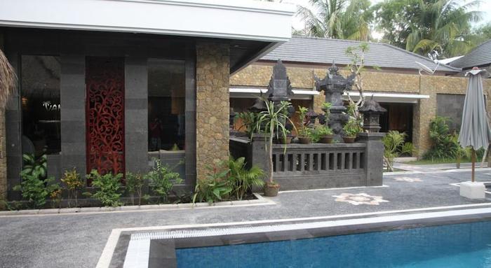Vamana Resort Lombok - Kolam Renang
