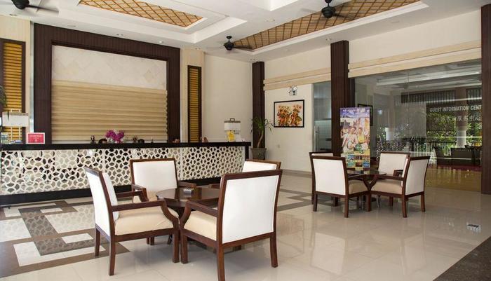 ZenRooms Tanjung Benoa Pratama Bali - Lounge
