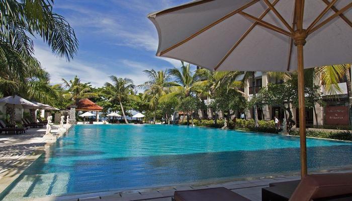 ZenRooms Tanjung Benoa Pratama Bali - Kolam Renang
