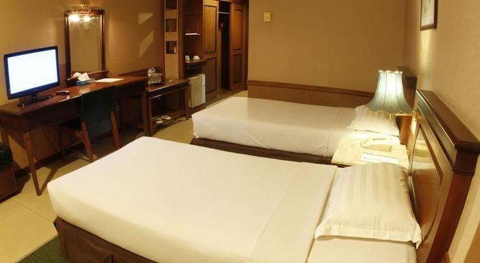 Hotel Banjarmasin Banjarmasin - Kamar tamu