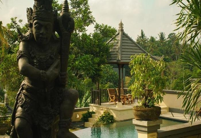 The Citta Villas Mengwi Bali - Kolam Renang