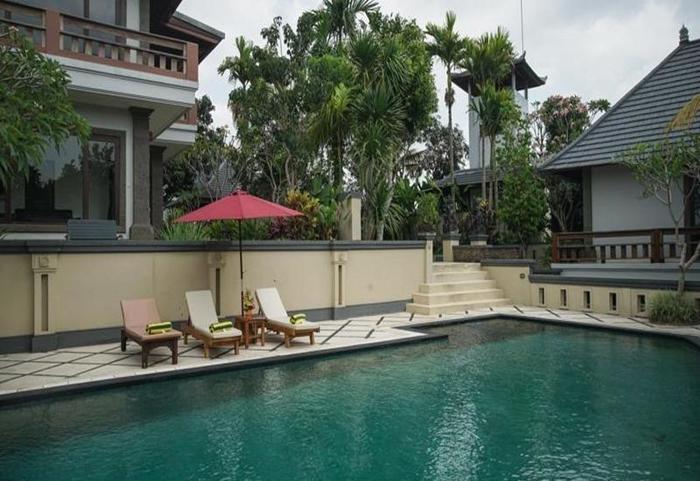 The Citta Villas Mengwi (non aktif) Bali - Kolam Renang