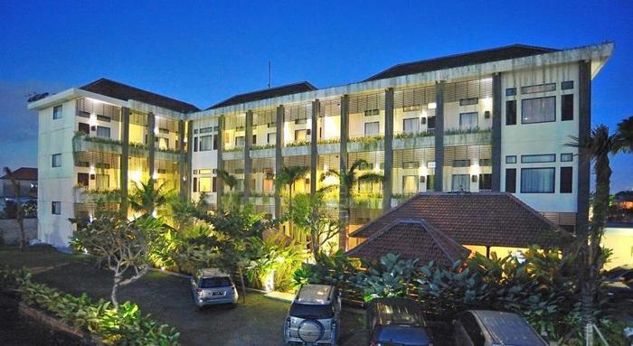 Ganga Hotel & Apartment Bali - Hotel