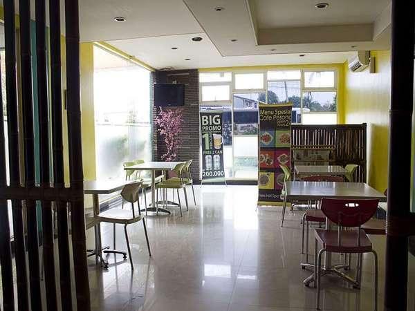 Hotel Pesona Permai Bekasi - Restoran
