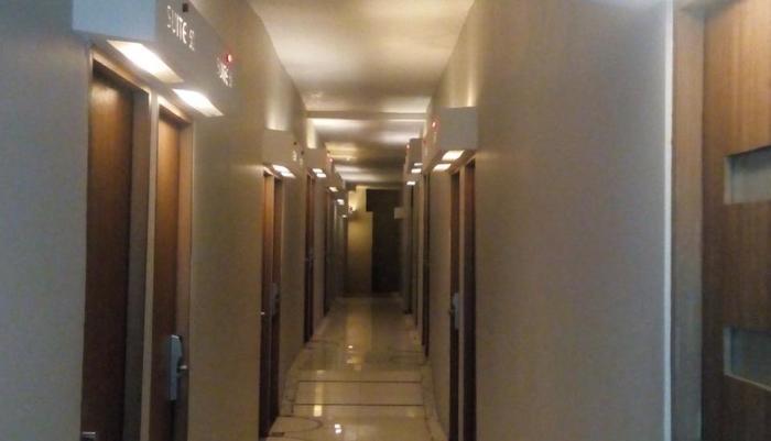 Papa Ho Hotel Bogor - Lorong Kamar