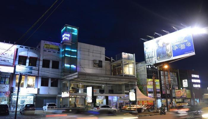 Papa Ho Hotel Bogor - Gedung Papaho Hotel